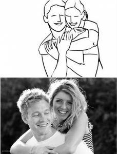 vestuvių fotografas - pozavimas