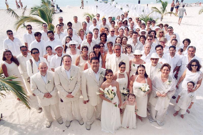 vestuvių fotografas pataria - grupinė foto