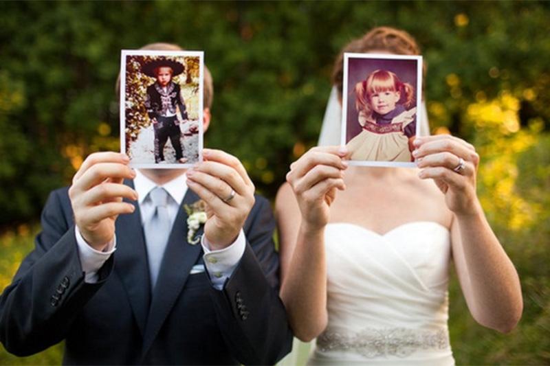 vestuvių fotografas pataria - vaikystės nuotraukos