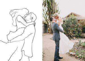 vestuvių fotografas pataria - vestuvinės pozos