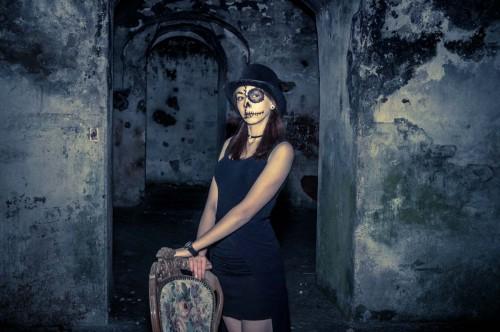 Helovino fotosesija
