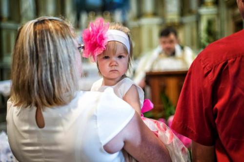 Krikštynų ceremonijos