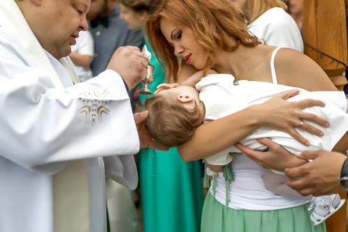 Anelės ir Tajaus krikštynos